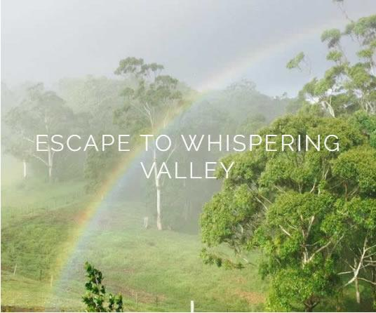 Escape to Whispering Valley Maleny